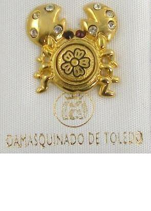 Zodiac Pin / Tie Tack